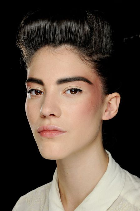 Chanel brows
