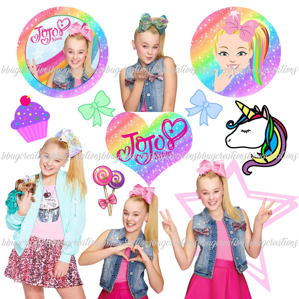 Jojo Siwa 43 Png 1 99 Digital Download Png Svg Jpg Birthday Party Costume Outfit Invitation Diy Cricut Silhouette B Diy Boy Gifts Jojo Siwa Jojo Siwa Birthday