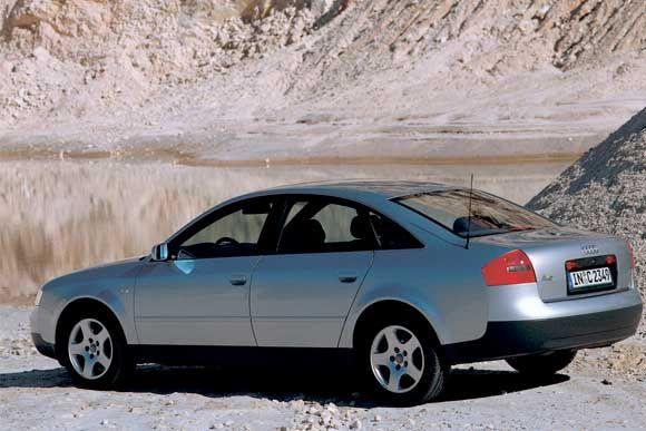 Conheca Os Dados Tecnicos Do Audi A6 2 8 V6 1998 Consumo
