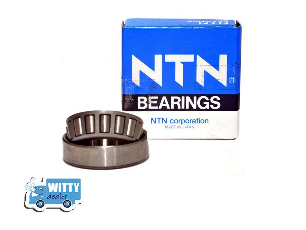 32006 NTN Metric Taper Roller Bearing Made in Japan 30x55x17