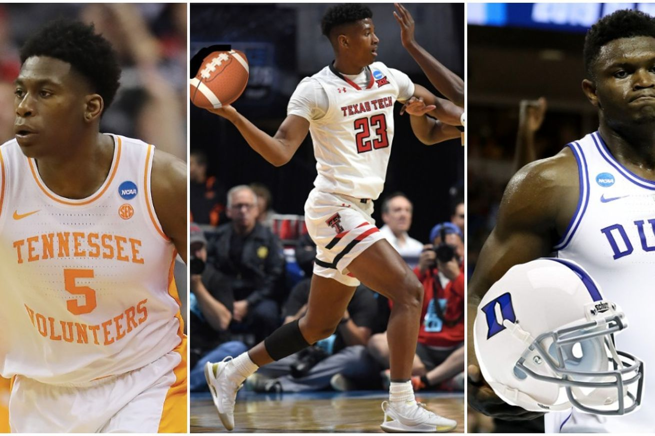 Lets build CFB team using 2019 NCAA tournament players All