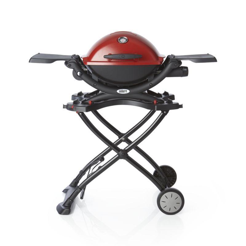 Weber Q 1200 Red Liquid Propane Gas Grill Http Grillinglove Org Best Gas Grills Gas Grill Gas Grill Reviews