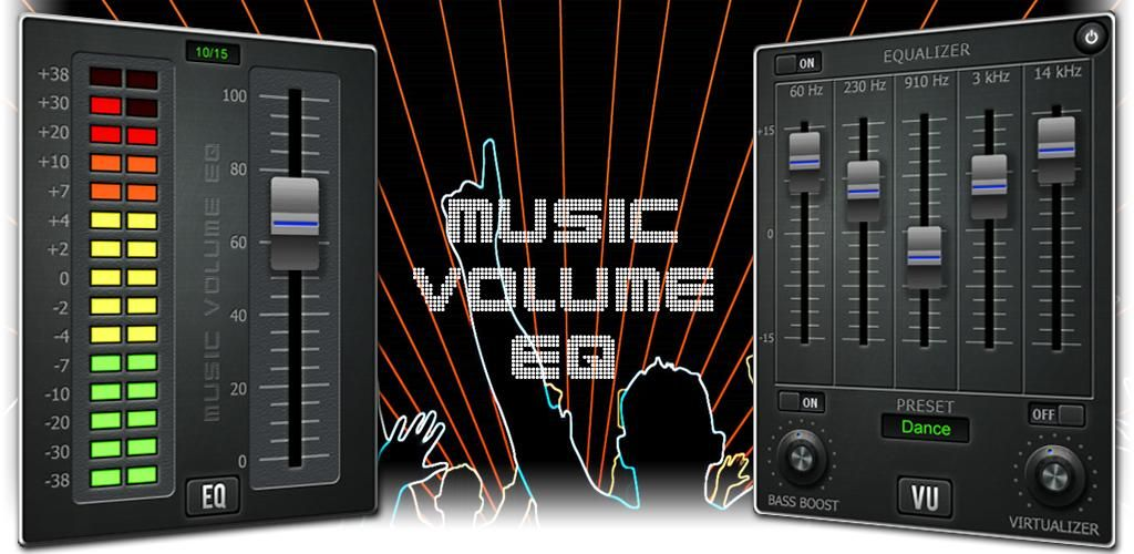 Music Volume Eq Equalizer Booster Equalizer Android Music Current Music