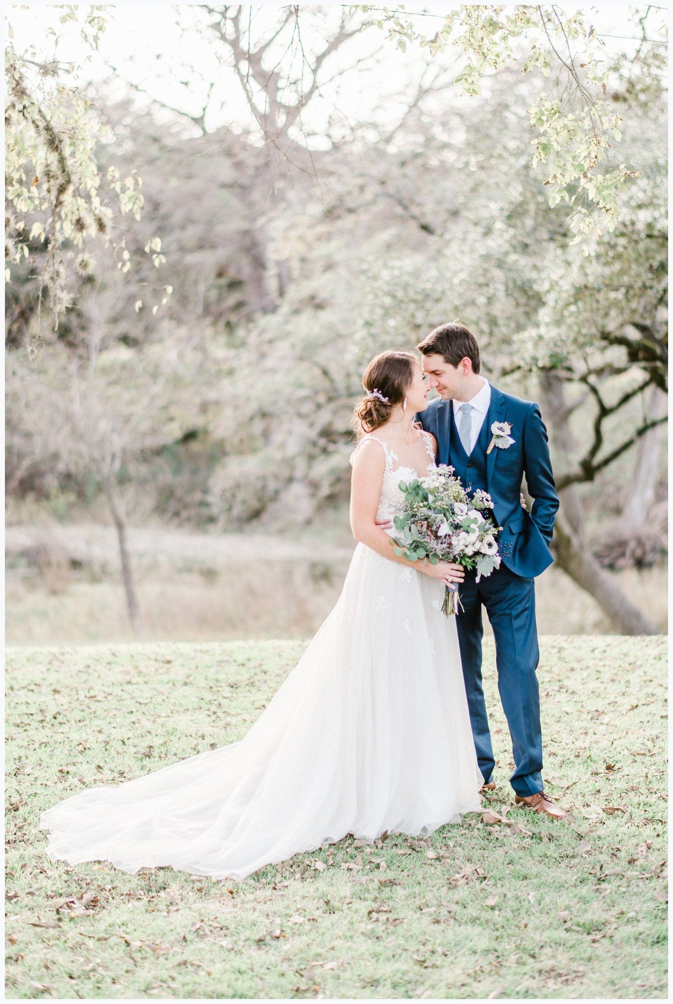 Bride and groom portraits in Austin, Texas Austin