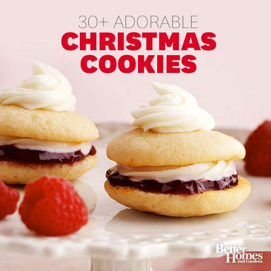 Christmas Time Is Cookie Time! Christmas cookies, Cookie recipes