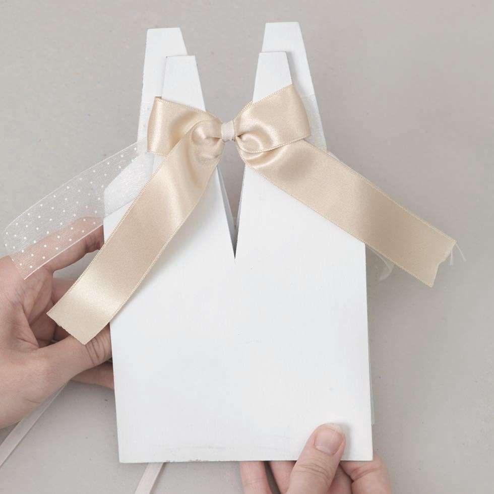 Autoschleifen Glucks Karten Diy Schablone Autoschleifen Karten Diy Auto Schleifen Hochzeit