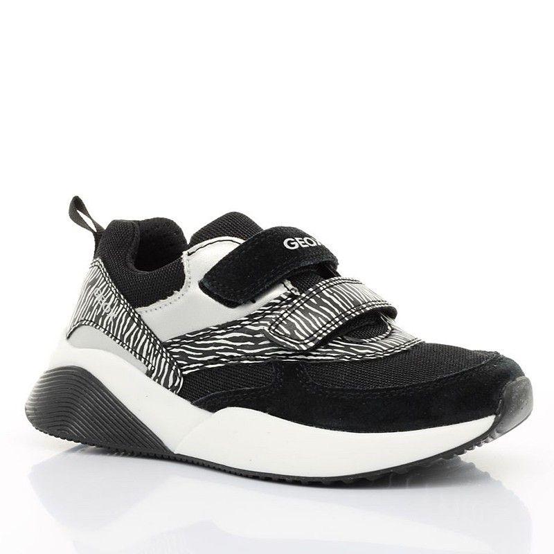 Geox J029tc 01122 C9999 Buty Dla Dzieci Sneakersy C9999 Czarny Slip On Sneaker Puma Sneaker Shoes