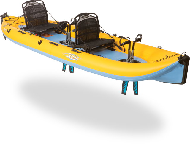 Mirage I14t The Hobie I14t Is The Ultimate Two Person
