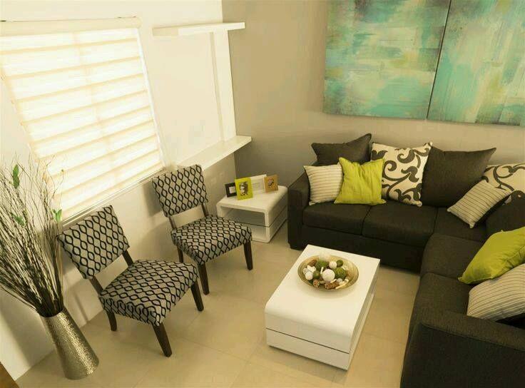 opciones para decorar tu sala decoracion de salas peque as modernas decoracion de salas. Black Bedroom Furniture Sets. Home Design Ideas