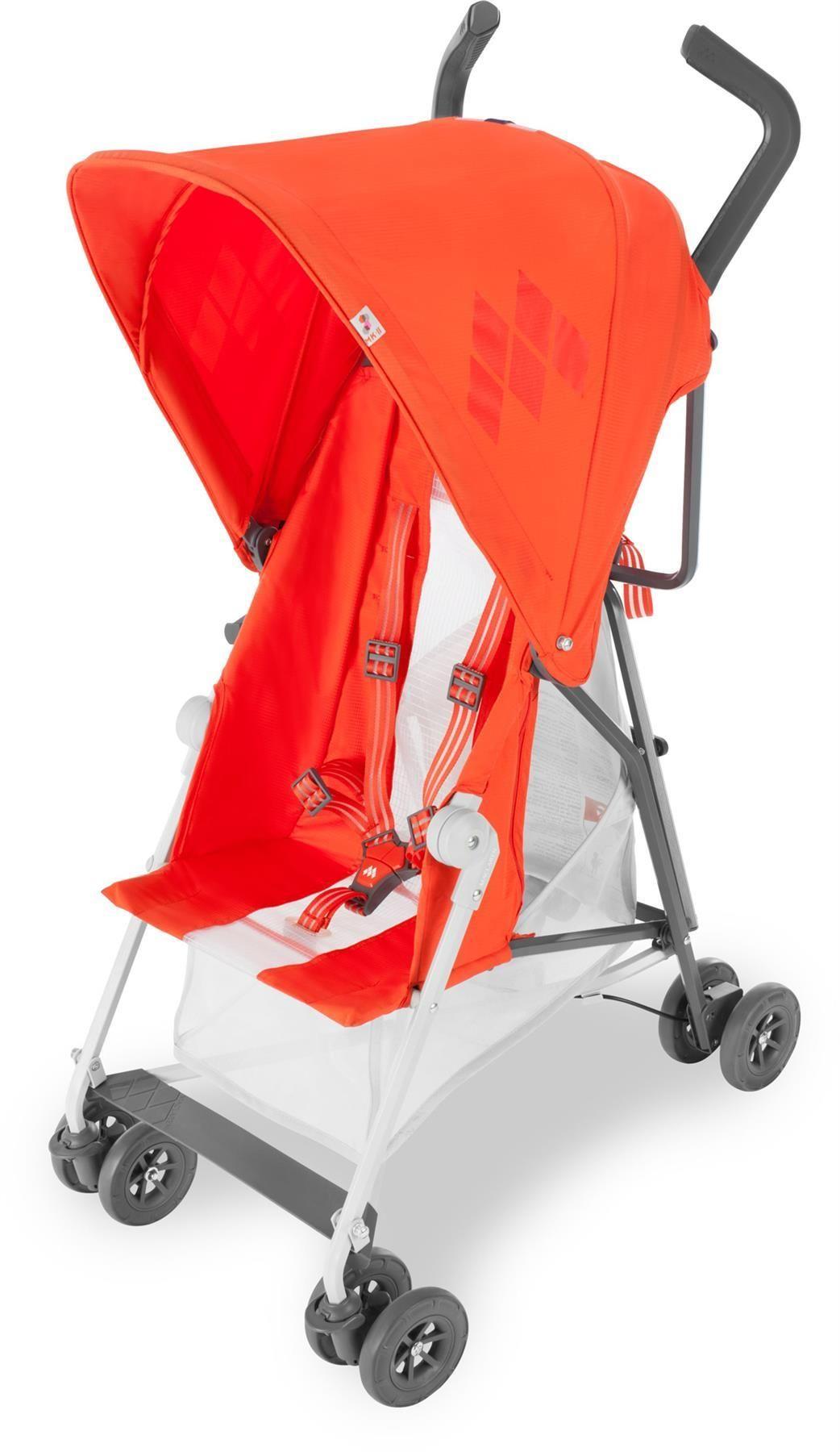 Maclaren Mark II Stroller Spicy Orange in 2020