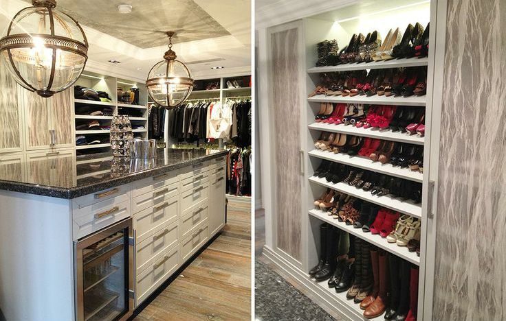 Walk In Closet Ideas - Design, Accessories & Pictures | Zillow Digs