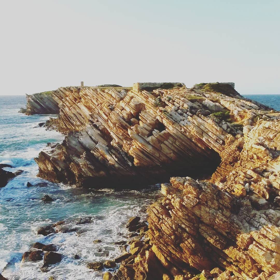 Check out our Surf clothing here! http://ift.tt/1T8lUJC Baleal island in Peniche. #portugal #peniche #baleal #balealisland #surf #surftrip #surflife #echipafreshmeat