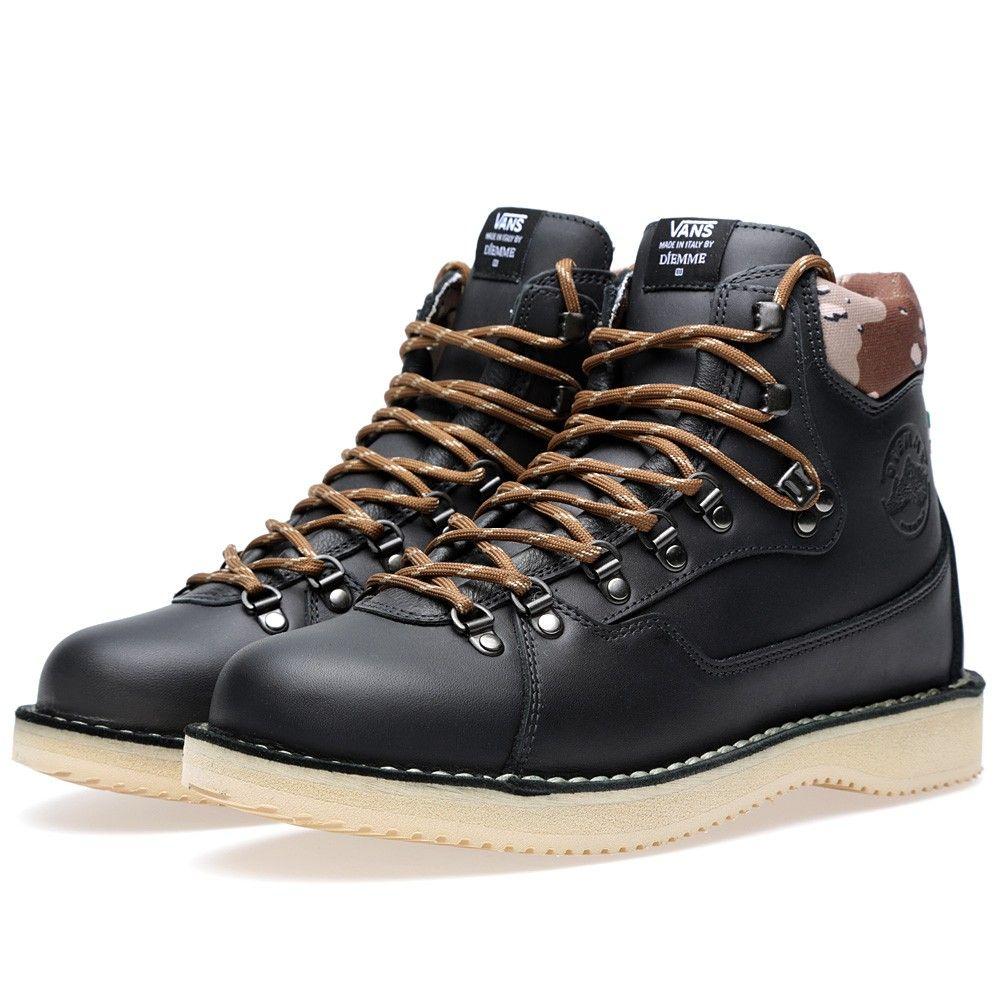 Vans Vault X Diemme Montebelluna Hiker Buffalo Boots Boots Shoe Boots