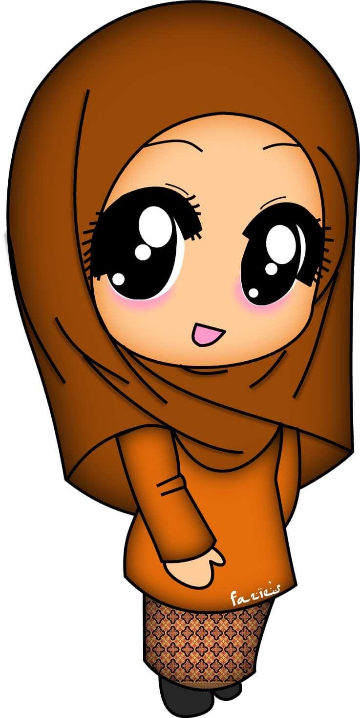 14556522 312081332492227 4280210118458718021 O Png Jpg 737 1467 Kartun Animasi Seni Islamis