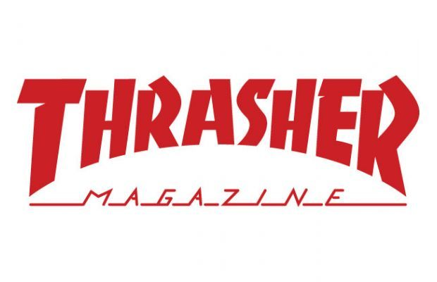 14e7ac96 The 50 Greatest Skate Logos7. Thrasher Magazine | go sk8 | Thrasher ...