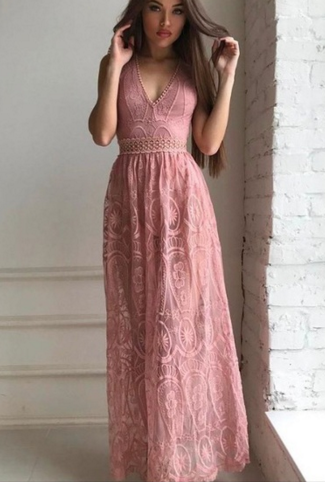 Pin de María Camila en Dress | Pinterest | Vestido largo y Vestiditos