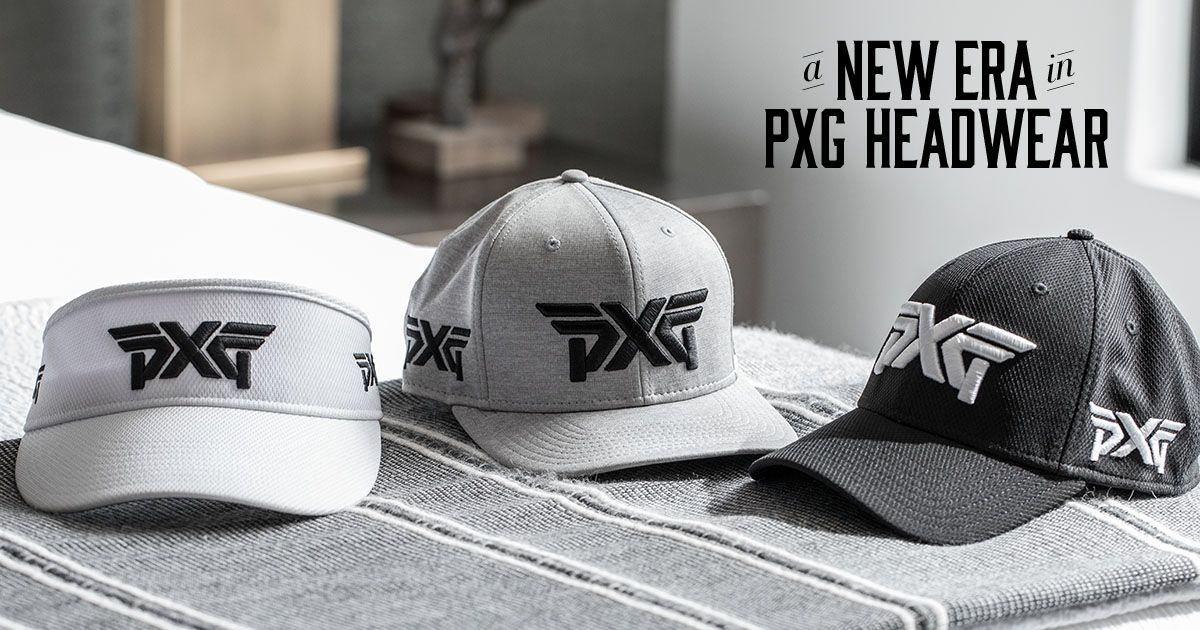e86cbb29008 New PXG headwear is now available