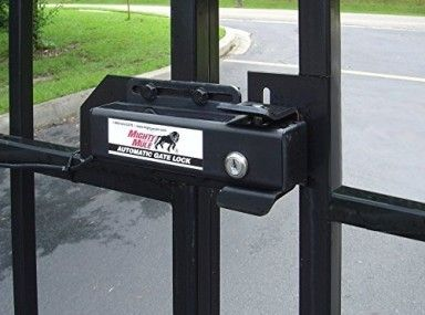 Terrific Automatic Gate Lock For Swing Gate Openers And