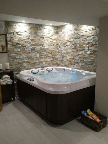 36 Ideas Bathroom Spa Tub Jacuzzi Hot Tub Room Indoor Hot Tub Home Spa Room