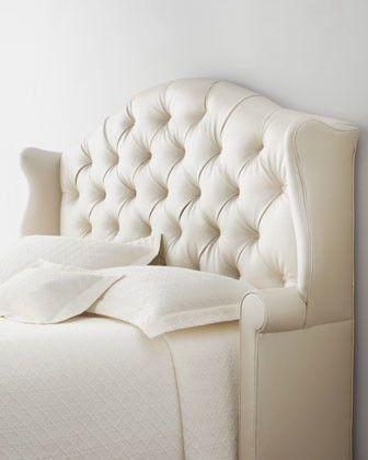 king headboard ideas sleek devonna king tufted headboard - Tufted Bed Frame King