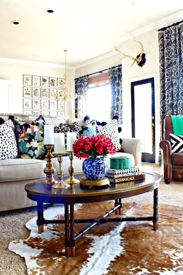 My Winter Living Room Winter Living Room Eclectic Living Room Room Inspiration