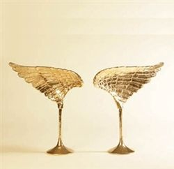 Gold Chariots of Fire Wings