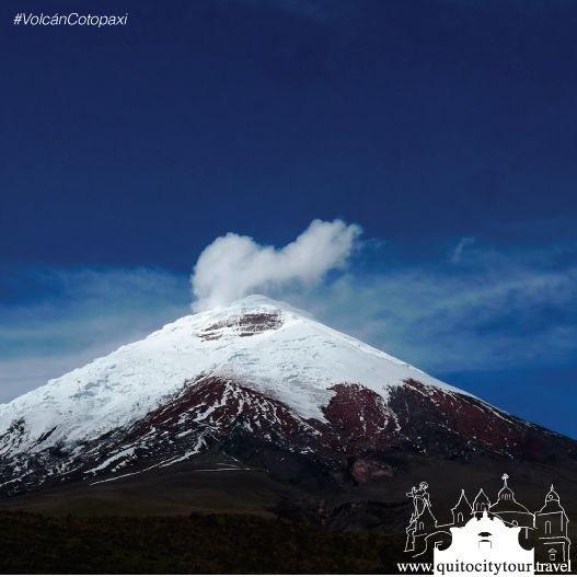 In 1812 the scientist Alexander von Humboldt called the more than 70 ‪#‎volcanoes‬ of Ecuador line the ¨Avenue of Volcanoes¨. They are located along 300 km, it is believed that 27 of these volcanoes are still active.  The #Cotopaxi volcano, one of the best known for its beauty and its symmetrical cone, the Pichincha volcano in the foothills of the capital Quito, the Pululahua volcano near Quito, where people live in its giant crater, the volcano Cayambe where it crosses the equator.