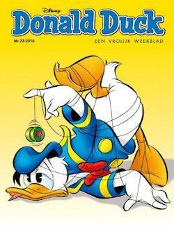 Donald Duck Kinderbladen Donald Duck Disney Duck Duck