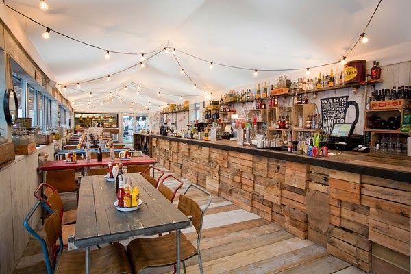 deco bar bois - Recherche Google | แบบร้านอาหาร | Pinterest | Bar ...