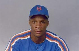 baseball lefty Darryl Strawberry, happy birthday from famouslefties.com