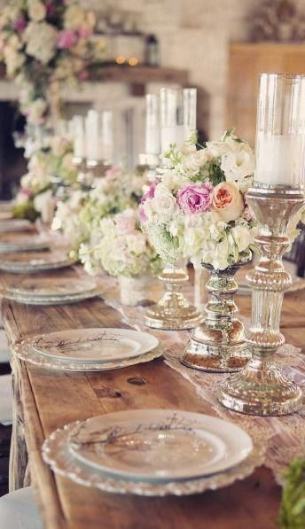 For well designed but inexpensive wedding decorations and ...