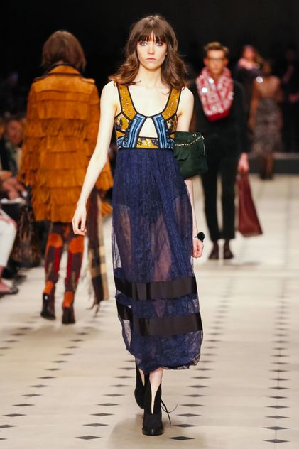 Burberry Prorsum Ready To Wear Fall Winter 2015 London