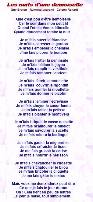 Colette Renard Les Nuits D'une Demoiselle Paroles : colette, renard, nuits, d'une, demoiselle, paroles, Colette, Renard, Renard,, Poeme, Citation,, Citation