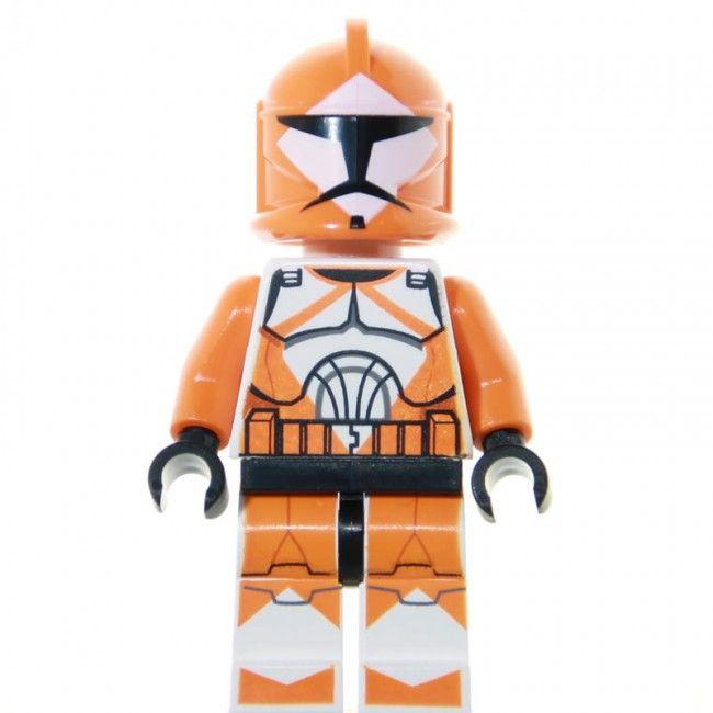 Lego Star Wars New Clone Trooper Bomb Squad 2011