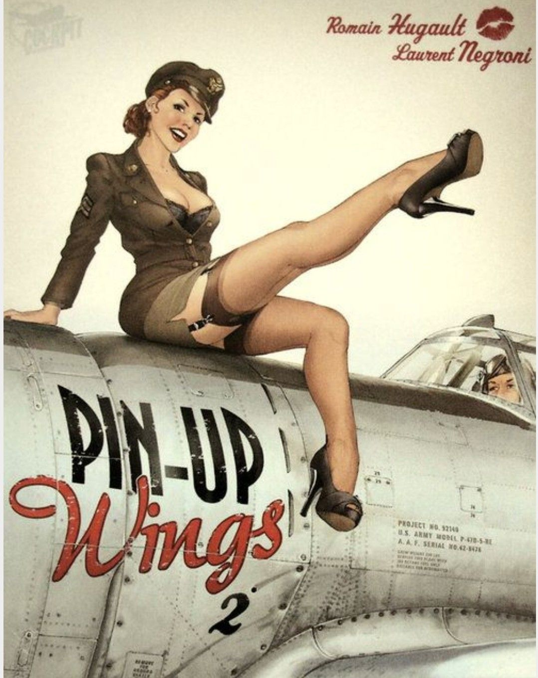 Image result for ww1 pin up girl