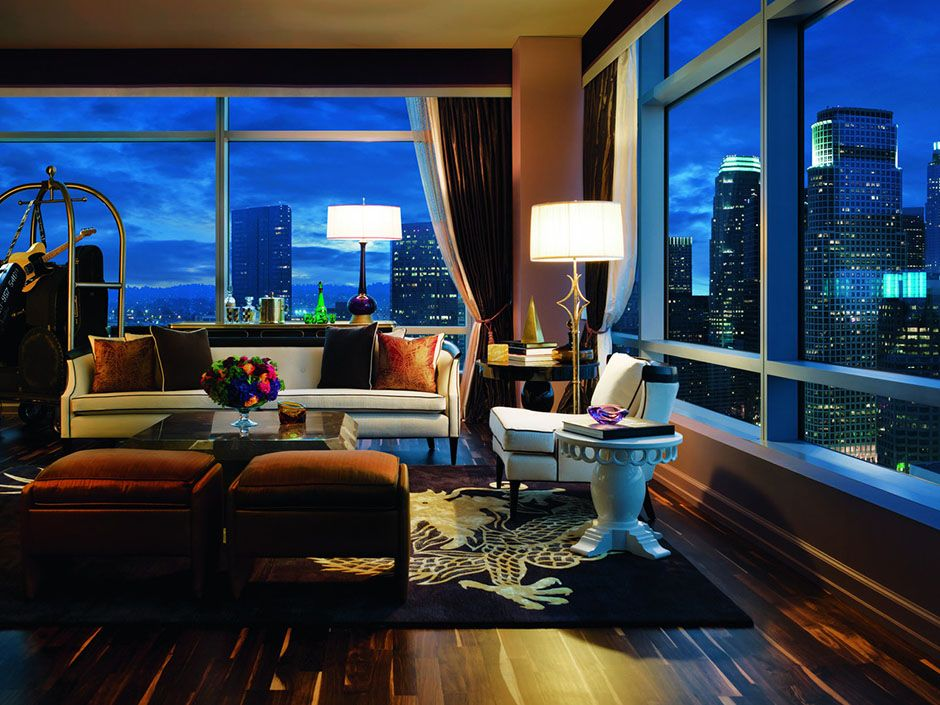 Ritz Carlton Residences At LA Live