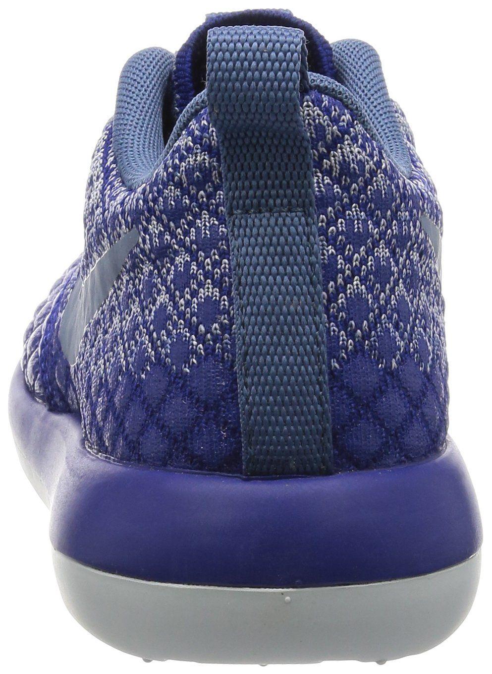 low cost ce31b f58bf NIKE W Roshe Two Flyknit 365 Womens Sneaker Blue 861706 400 Size 39