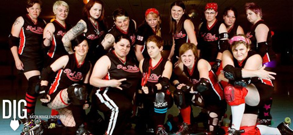 Red Stick Roller Derby - Baton Rouge LA