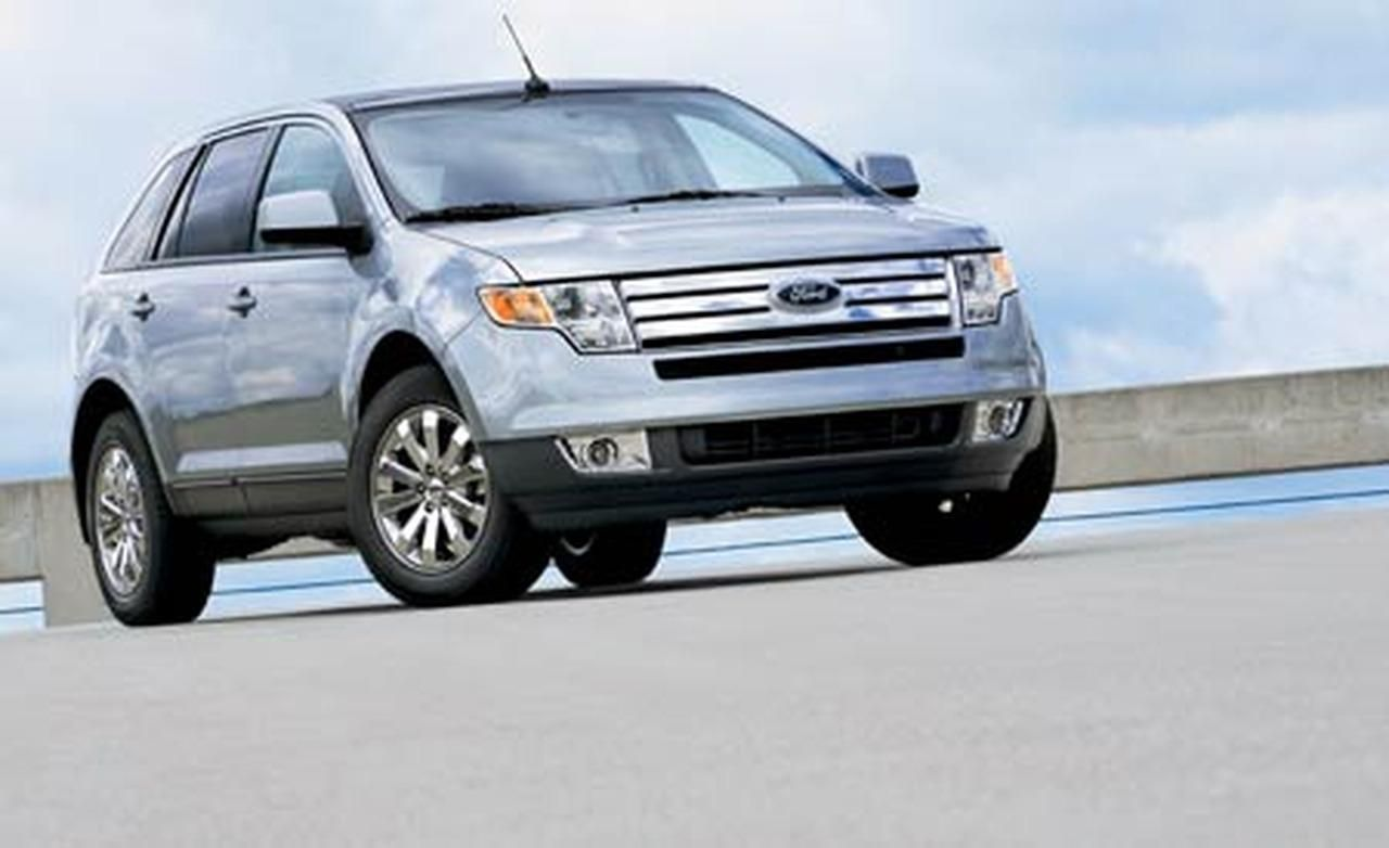 Ford Edge  Ford Edge Consumer Reviews Edmunds Com Ford Edge