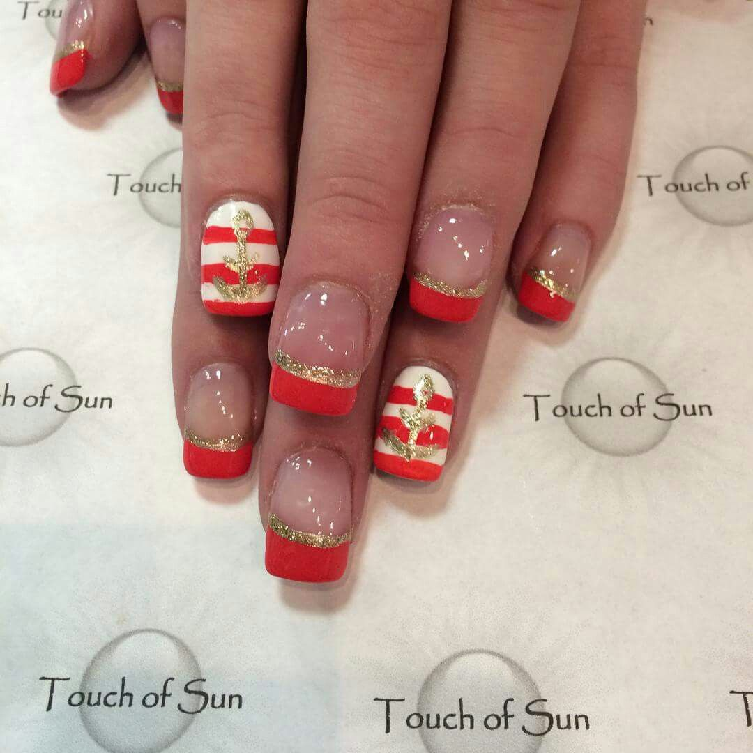 Pin By Touch Of Sun Tanning Salon On Our Original Nail Designs