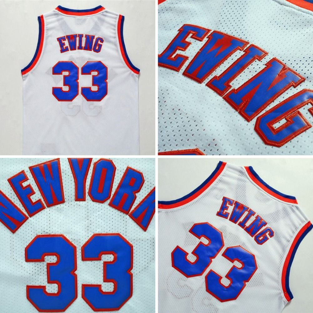 quality design 3aed9 b3218 Aliexpress.com : Buy Patrick Ewing Jersey, Patrick Ewing New ...
