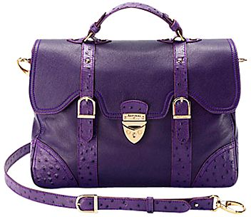 Aspinal of London Mollie Satchel Handbag b2ac066a1ac2b