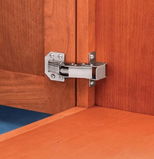 Choosing Cabinet Door Hinges Sawdust Girl Hidden Hinges Cabinets Kitchen Cabinets Hinges Hinges Diy