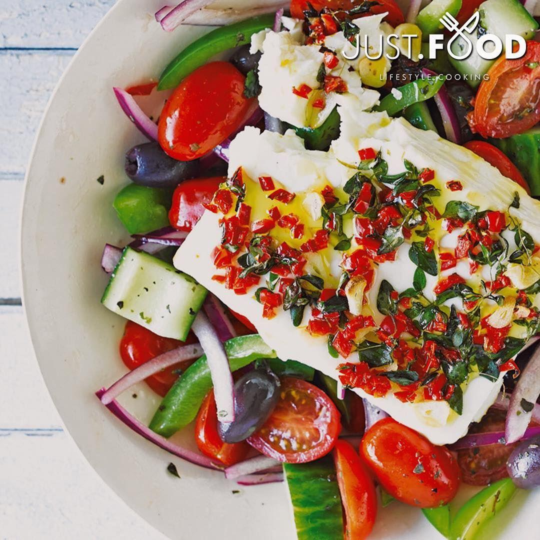 قادير طريقة عمل سلطة يونانية دايت Caprese Salad Salad Food