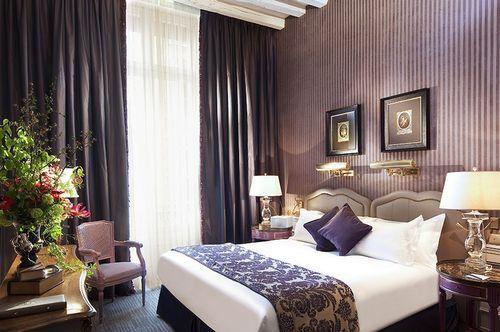 #Luxury Interior Design Models : La Maison Favart Hotel - Hupehome