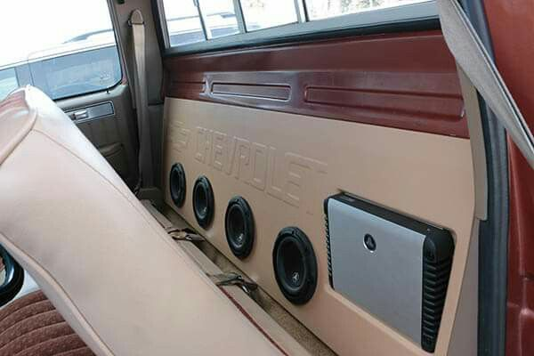 Jl 6 5 Truck Audio Car Audio Systems Car Audio Installation