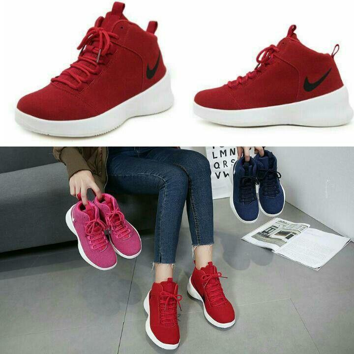 Sepatu Nike 716 1 Semioriginal Mirip Ori 1 1 Heels 6 5cm Blue