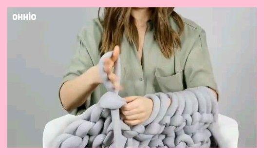 Neuen : Woven blanket step by step,  #blanket #woven