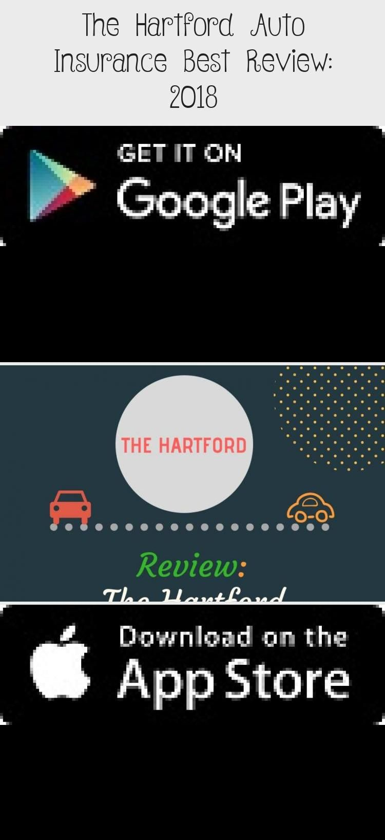 The Hartford Auto Insurance Best Review 2018 In 2020 Car