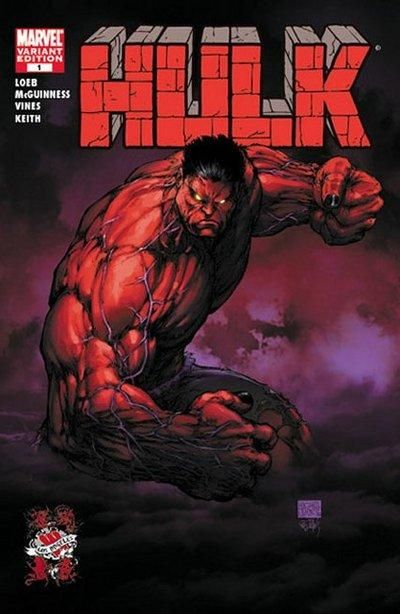 Hulk # 1 (Variant) by Michael Turner